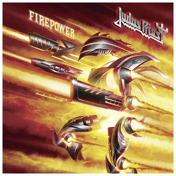 Viniluri VINIL Universal Records Judas Priest - FirepowerVINIL Universal Records Judas Priest - Firepower