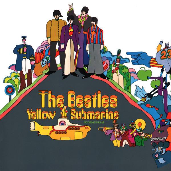 Viniluri VINIL Universal Records Beatles - The Yellow SubmarineVINIL Universal Records Beatles - The Yellow Submarine