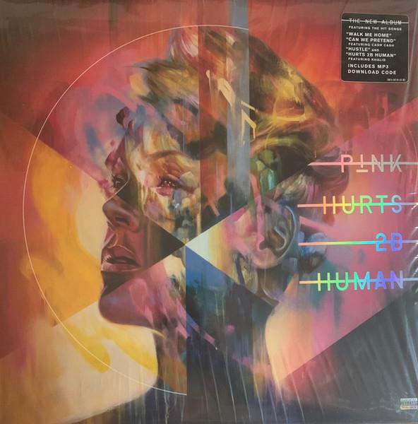 Viniluri VINIL Universal Records Pink - Hurts 2B HumanVINIL Universal Records Pink - Hurts 2B Human