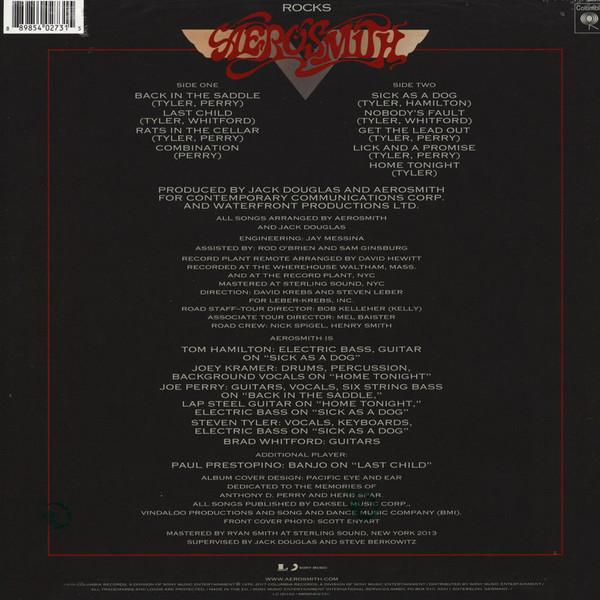 Viniluri VINIL Universal Records Aerosmith - RocksVINIL Universal Records Aerosmith - Rocks