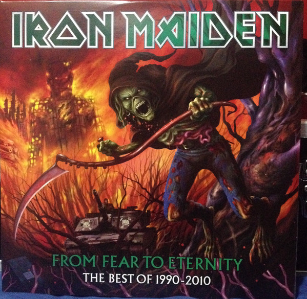 Viniluri VINIL Universal Records Iron Maiden - From Fear To Eternity - The Best Of 1990-2010VINIL Universal Records Iron Maiden - From Fear To Eternity - The Best Of 1990-2010