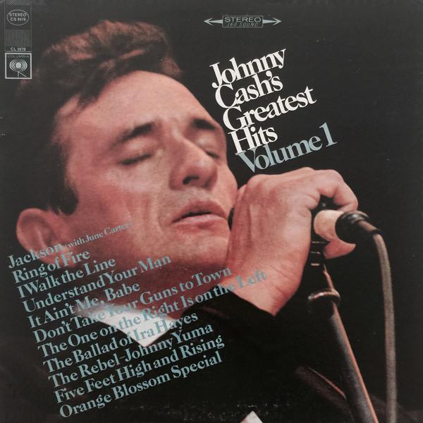 Viniluri VINIL Universal Records Johnny Cash - Greatest Hits, Volume 1VINIL Universal Records Johnny Cash - Greatest Hits, Volume 1