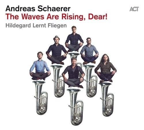 Viniluri VINIL ACT Andreas Schaerer's Hildegard Lernt Fliegen - The Waves Are Rising, Dear!VINIL ACT Andreas Schaerer's Hildegard Lernt Fliegen - The Waves Are Rising, Dear!