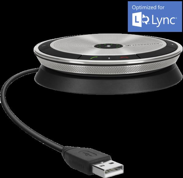 Casti Callcenter / Office Casti Sennheiser Speakerphone SP 10 ML (pentru Microsoft Lync)Casti Sennheiser Speakerphone SP 10 ML (pentru Microsoft Lync)