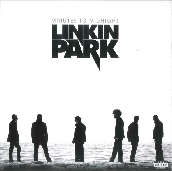 Viniluri VINIL Universal Records Linkin Park - Minutes To MidnightVINIL Universal Records Linkin Park - Minutes To Midnight