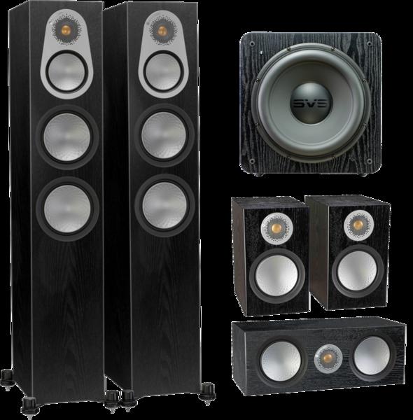 Pachete PROMO SURROUND Pachet PROMO Monitor Audio Silver 300 pachet 5.1Pachet PROMO Monitor Audio Silver 300 pachet 5.1
