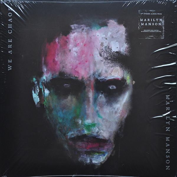 Viniluri VINIL Universal Records Marilyn Manson - We Are ChaosVINIL Universal Records Marilyn Manson - We Are Chaos