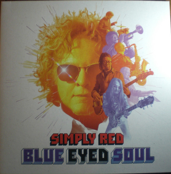 Viniluri VINIL Universal Records Simply Red - Blue Eyed SoulVINIL Universal Records Simply Red - Blue Eyed Soul