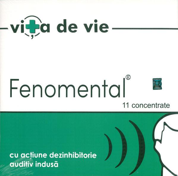 Viniluri VINIL Universal Music Romania Vita De Vie - Fenomental (Black)VINIL Universal Music Romania Vita De Vie - Fenomental (Black)