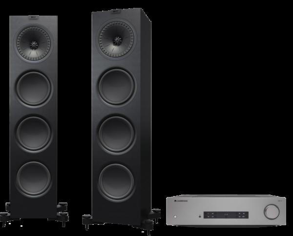 Pachete PROMO STEREO Pachet PROMO KEF Q950 + Cambridge Audio CXA81Pachet PROMO KEF Q950 + Cambridge Audio CXA81