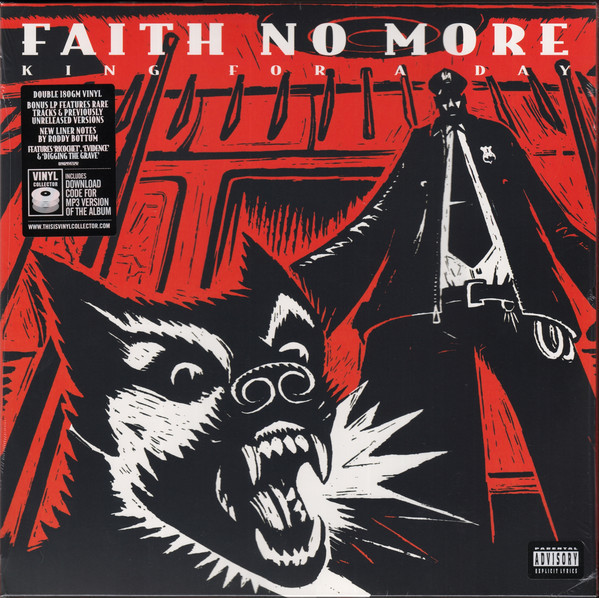 Viniluri VINIL Universal Records Faith No More - King For A Day Fool For A LifetimeVINIL Universal Records Faith No More - King For A Day Fool For A Lifetime