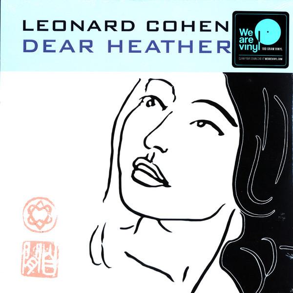 Viniluri VINIL Universal Records Leonard Cohen - Dear HeatherVINIL Universal Records Leonard Cohen - Dear Heather