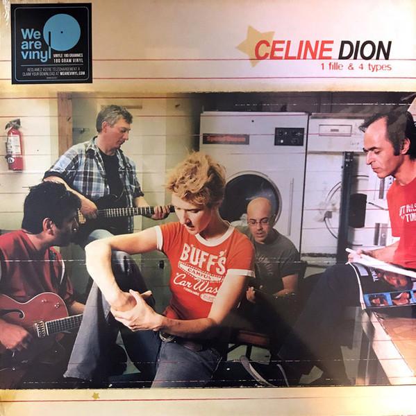 Viniluri VINIL Universal Records Celine Dion - 1 Fille & 4 TipsVINIL Universal Records Celine Dion - 1 Fille & 4 Tips