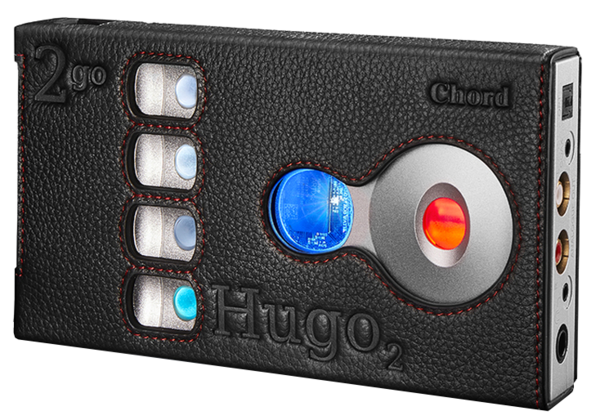 Accesorii Chord Electronics Hugo 2 2GO Leather CaseChord Electronics Hugo 2 2GO Leather Case