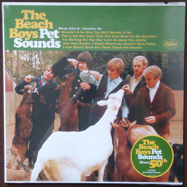 Viniluri VINIL Universal Records The Beach Boys - Pet SoundsVINIL Universal Records The Beach Boys - Pet Sounds