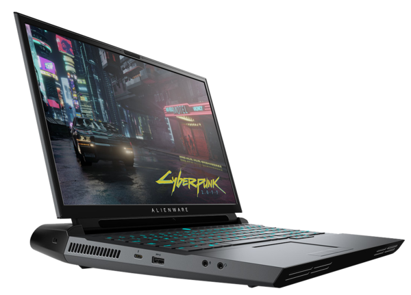 Laptopuri Laptop Dell Alienware Area 51m R2, Intel i7 10700K 5.1 GHz, 17.3