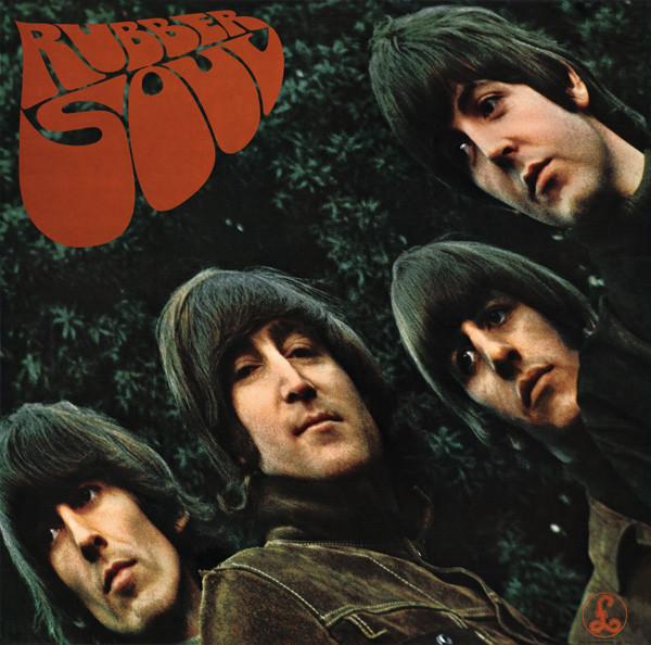 Viniluri VINIL Universal Records Beatles - Rubber SoulVINIL Universal Records Beatles - Rubber Soul