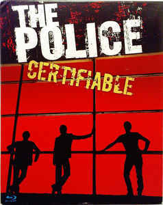 DVD & Bluray BLURAY Universal Records The Police - Certifiable (Live In Buenos Aires)BLURAY Universal Records The Police - Certifiable (Live In Buenos Aires)
