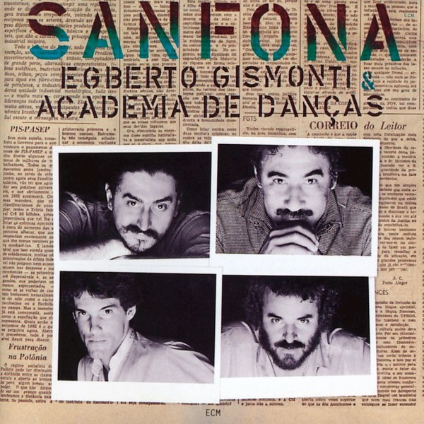Muzica CD CD ECM Records Egberto Gismonti: SanfonaCD ECM Records Egberto Gismonti: Sanfona