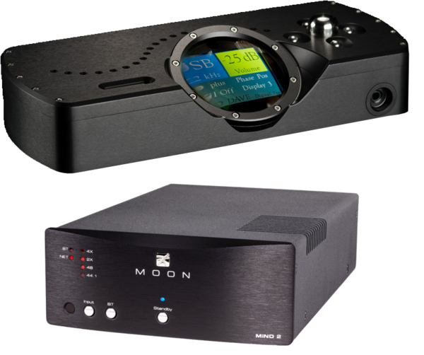 DAC-uri DAC Chord Electronics DAVE + MOON by Simaudio Mind 2DAC Chord Electronics DAVE + MOON by Simaudio Mind 2