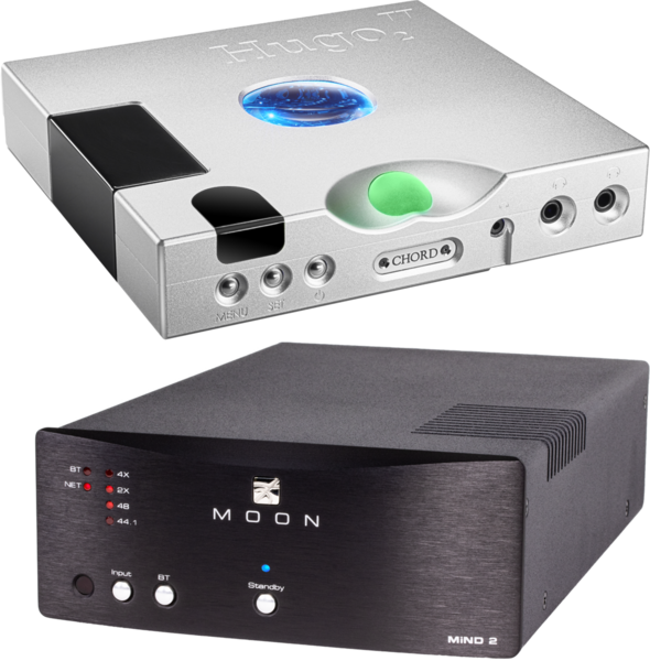 DAC-uri DAC Chord Electronics Hugo TT 2 + MOON by Simaudio Mind 2DAC Chord Electronics Hugo TT 2 + MOON by Simaudio Mind 2