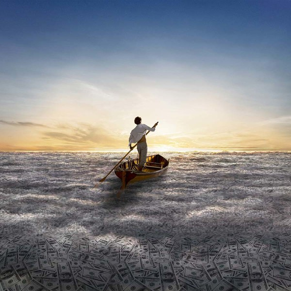 Viniluri VINIL Universal Records Pink Floyd - The Endless RiverVINIL Universal Records Pink Floyd - The Endless River