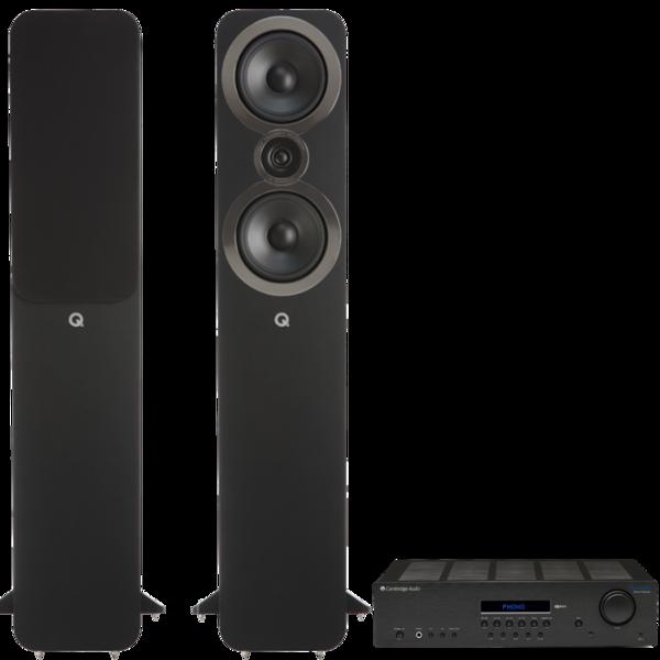 Pachete PROMO STEREO Pachet PROMO Q Acoustics 3050i + Cambridge Audio Topaz SR20Pachet PROMO Q Acoustics 3050i + Cambridge Audio Topaz SR20