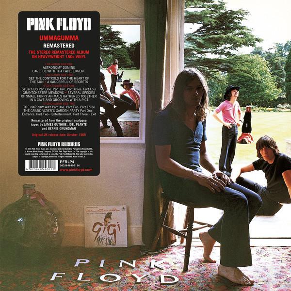 Viniluri VINIL Universal Records Pink Floyd - UmmagummaVINIL Universal Records Pink Floyd - Ummagumma