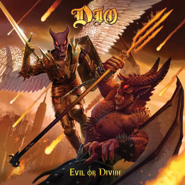 Viniluri VINIL Universal Records Dio - Evil Or DivineVINIL Universal Records Dio - Evil Or Divine