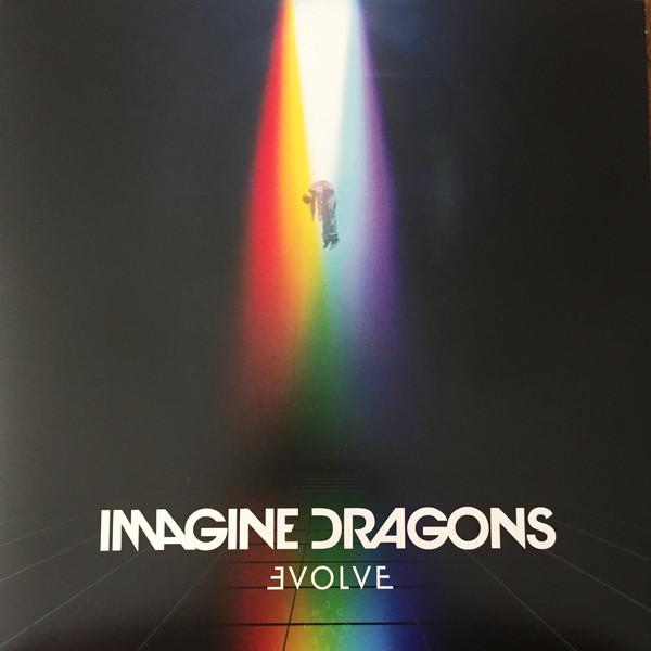 Viniluri VINIL Universal Records Imagine Dragons - EvolveVINIL Universal Records Imagine Dragons - Evolve