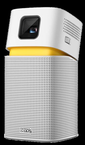 Videoproiectoare Videoproiector BenQ GV1 WiFi LED  & Speaker ultra portabil cu baterieVideoproiector BenQ GV1 WiFi LED  & Speaker ultra portabil cu baterie