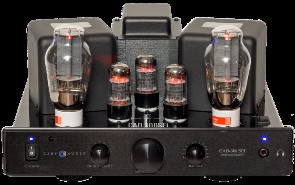 Amplificatoare integrate Amplificator Cary CAD-300SEIAmplificator Cary CAD-300SEI
