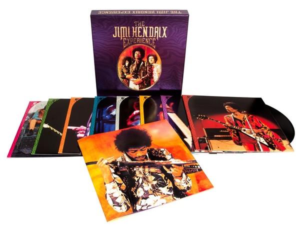 Viniluri VINIL Universal Records Hendrix, Jimi, The Experience - The Jimi Hendrix Experience (BoxSet)VINIL Universal Records Hendrix, Jimi, The Experience - The Jimi Hendrix Experience (BoxSet)