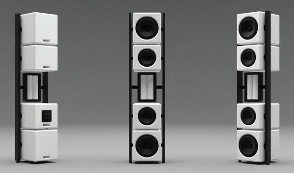 Boxe Boxe AudioNec Evo 3Boxe AudioNec Evo 3
