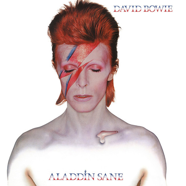 Viniluri VINIL Universal Records David Bowie - Aladdin Sane (180g Audiophile Pressing)VINIL Universal Records David Bowie - Aladdin Sane (180g Audiophile Pressing)