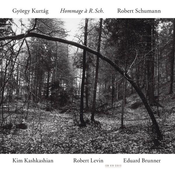 Muzica CD CD ECM Records Kim Kashkashian - Kurtag / Schumann: Hommage a R. Schumann CD ECM Records Kim Kashkashian - Kurtag / Schumann: Hommage a R. Schumann