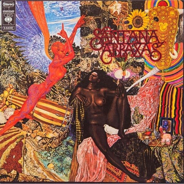 Viniluri VINIL Universal Records Santana - AbraxasVINIL Universal Records Santana - Abraxas
