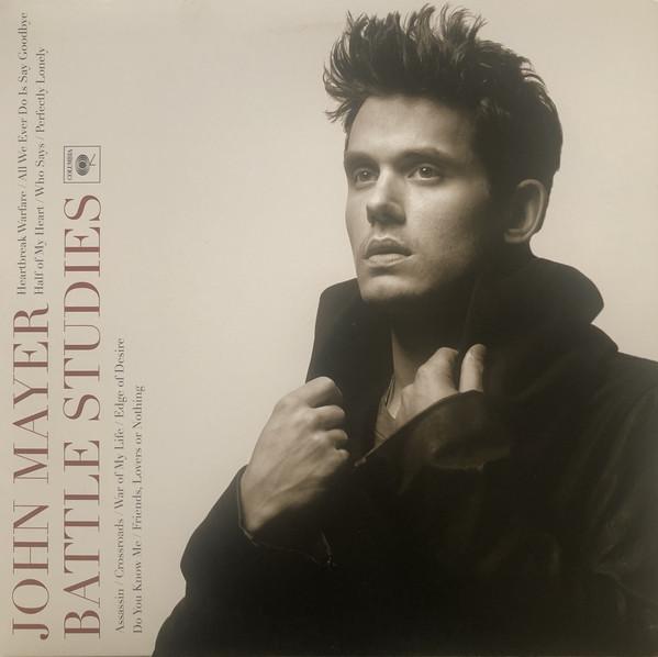 Viniluri VINIL Universal Records John Mayer - Battle StudiesVINIL Universal Records John Mayer - Battle Studies