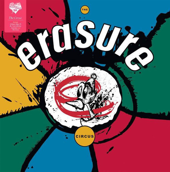 Viniluri VINIL Universal Records Erasure - The CircusVINIL Universal Records Erasure - The Circus