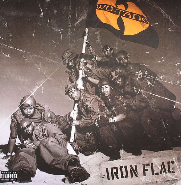 Viniluri VINIL Universal Records Wu-Tang Clan - Iron FlagVINIL Universal Records Wu-Tang Clan - Iron Flag