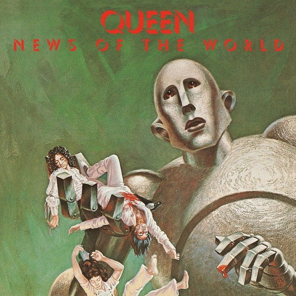 Viniluri VINIL Universal Records Queen News Of The WorldVINIL Universal Records Queen News Of The World