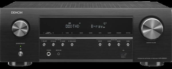 Receivere AV Receiver Denon AVR-S650HReceiver Denon AVR-S650H