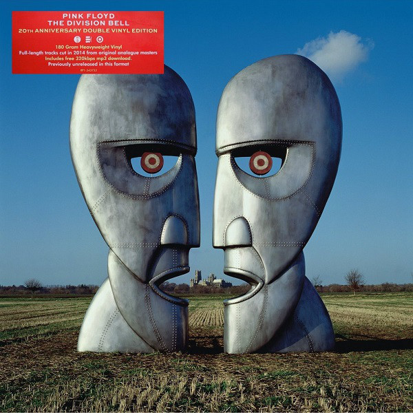 Viniluri VINIL Universal Records Pink Floyd - The Division Bell (20th Anniversary Collectors Set)VINIL Universal Records Pink Floyd - The Division Bell (20th Anniversary Collectors Set)