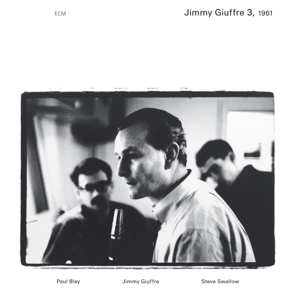 Viniluri VINIL ECM Records Jimmy Giuffre 3, 1961VINIL ECM Records Jimmy Giuffre 3, 1961
