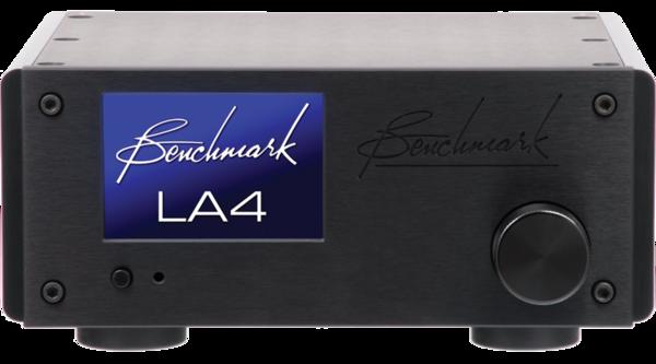 Preamplificatoare Benchmark LA4Benchmark LA4