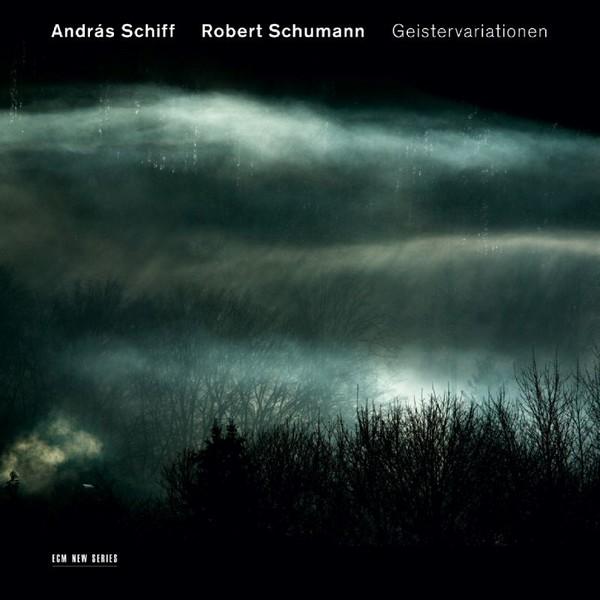 Muzica CD CD ECM Records Andras Schiff - Robert Schumann: GeistervariationenCD ECM Records Andras Schiff - Robert Schumann: Geistervariationen