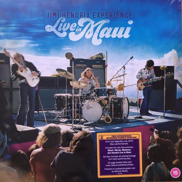 Viniluri VINIL Universal Records Jimi Hendrix Experience - Live In MauiVINIL Universal Records Jimi Hendrix Experience - Live In Maui