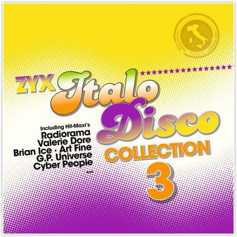 Viniluri VINIL Universal Records Various Artists - ZYX Italo Disco Collection 3VINIL Universal Records Various Artists - ZYX Italo Disco Collection 3