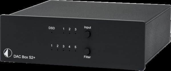 DAC-uri DAC ProJect DAC Box S2+DAC ProJect DAC Box S2+