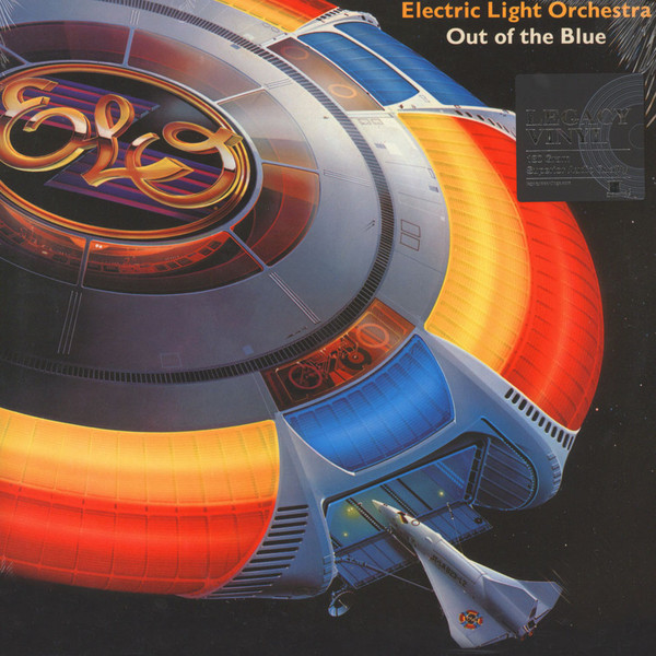 Viniluri VINIL Universal Records Electric Light Orchestra (ELO) - Out Of The BlueVINIL Universal Records Electric Light Orchestra (ELO) - Out Of The Blue